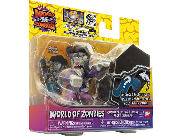 World of Zombies Combo Pack